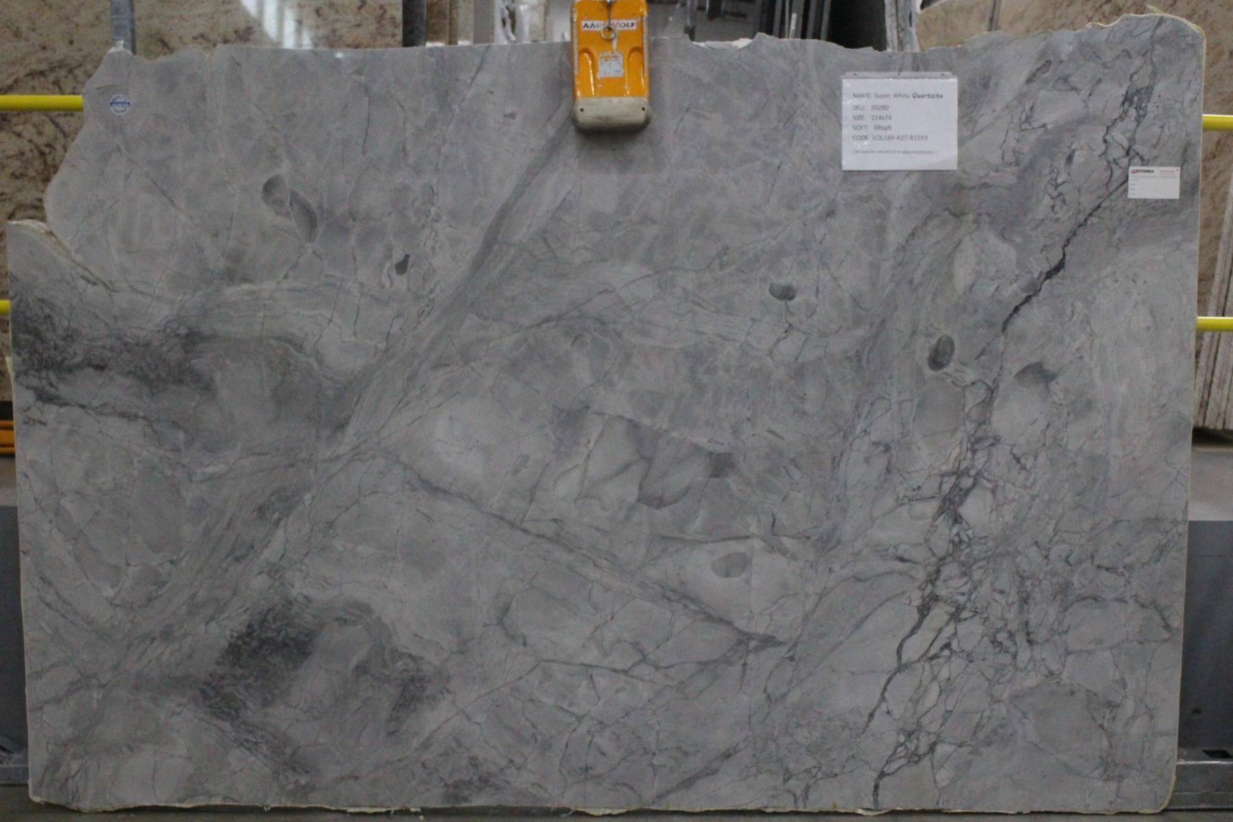 Super White - Quartzite