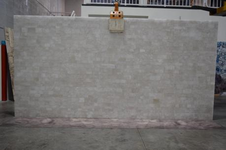 Crystal White Quartz Brick